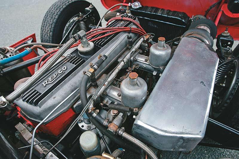 Repco -engine