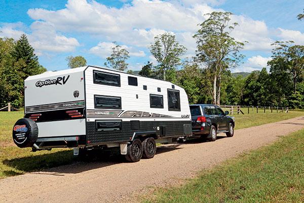 Option -RV-Tornado -Equippe -Family