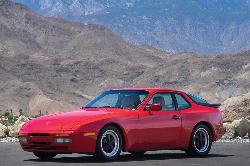 Porsche -944-turbo
