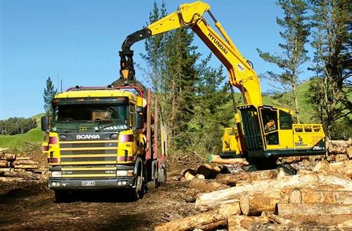 R290LC-9-excavator --3