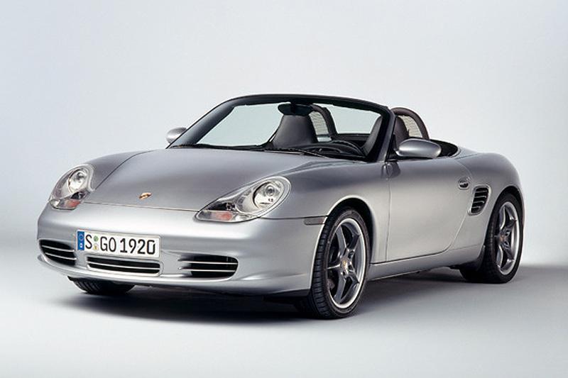 Porsche -boxster -986