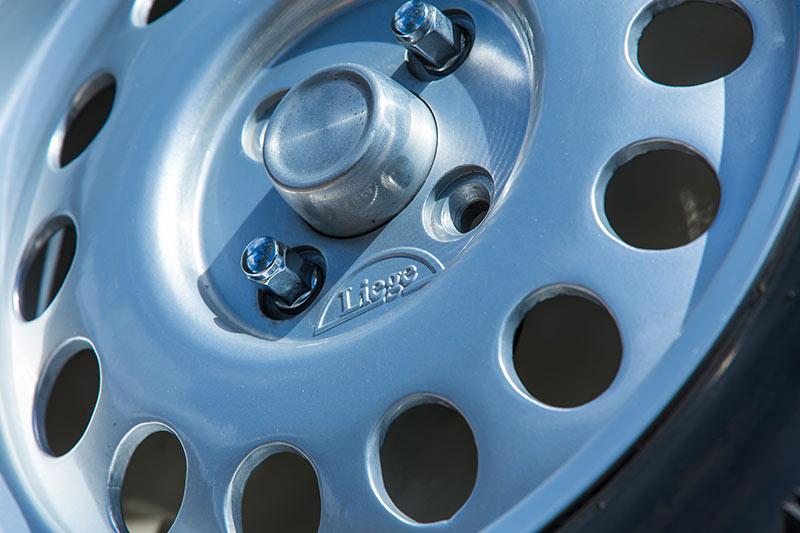 Liege -wheel