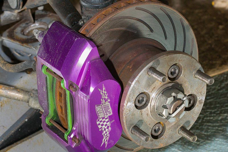 Mini -cooper -brakes