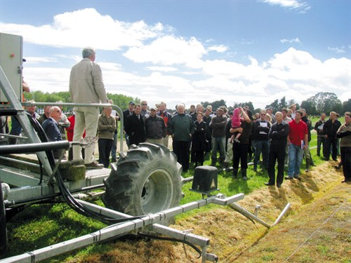 Making irrigation pay - Wairarapa workshop