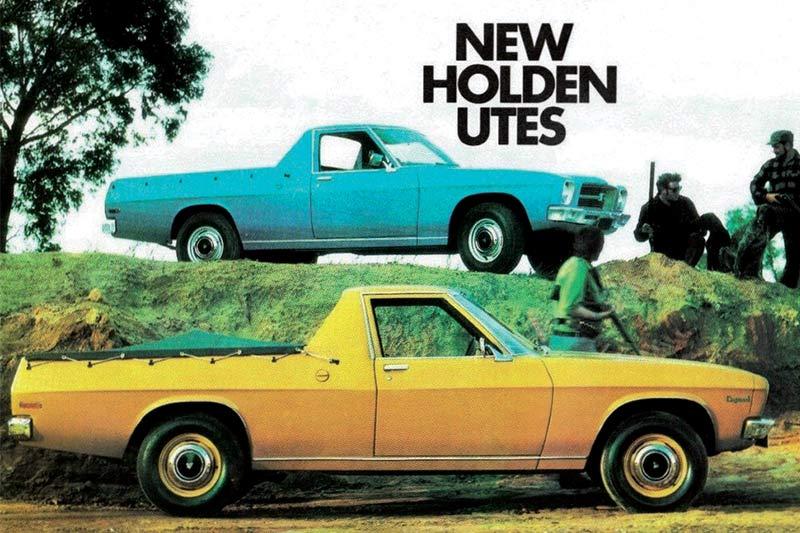 Holden -utes