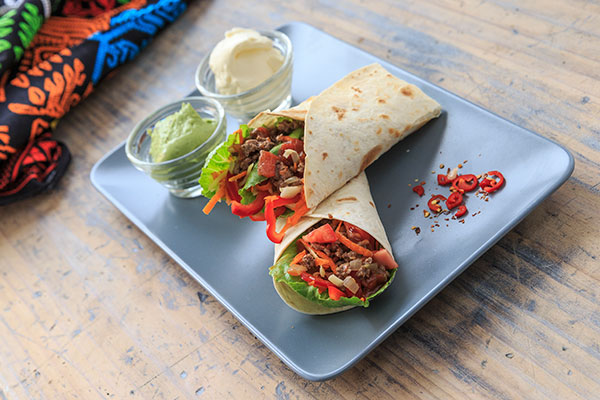 Mild -mannered -Meat -Wraps