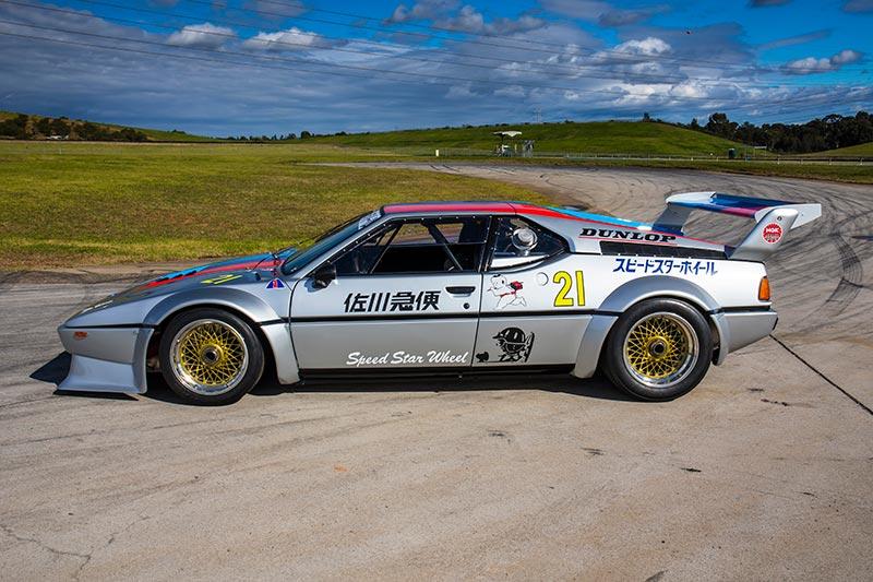 Bowdens -BMW-M1--018