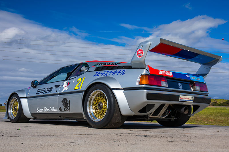 Bowdens -BMW-M1--016