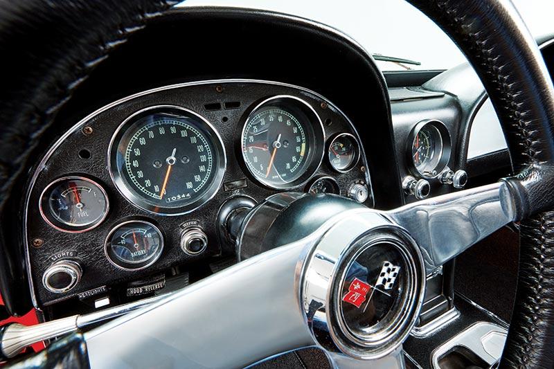Corvette -dash