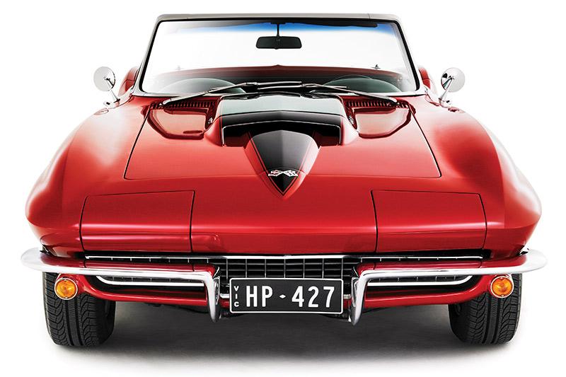 Corvette -front