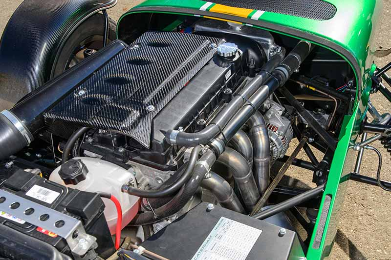 Caterham -seven -engine -2