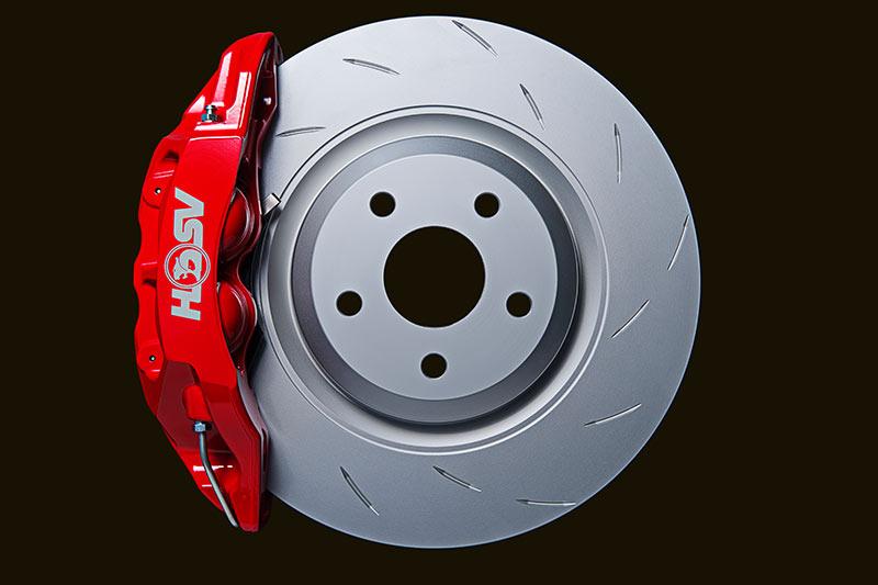 Hsv -maloo -brakes
