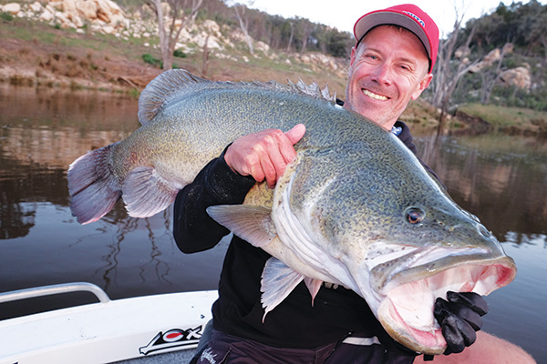Ultimate -Stillwater -Fishing -Guide -Murray -Cod