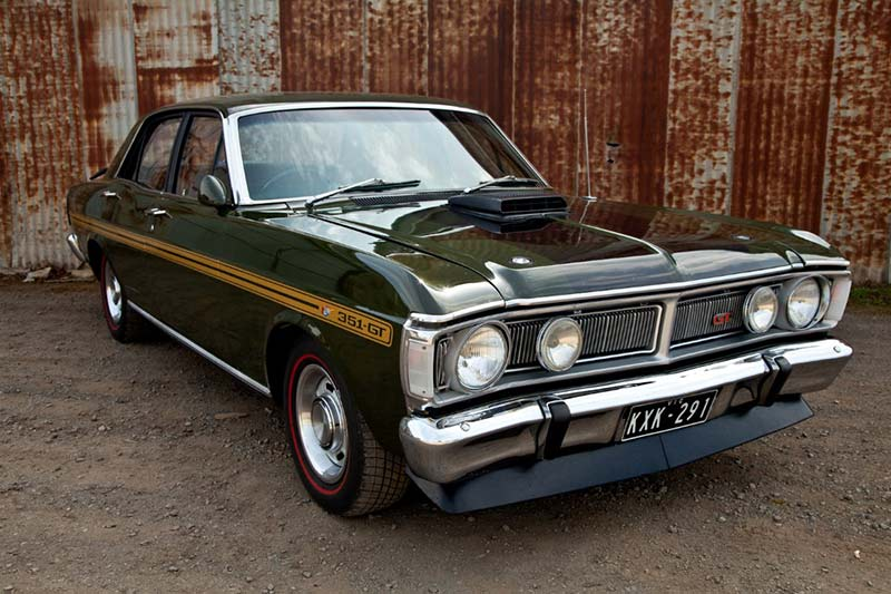 Ford -falcon -xy -gtho -phase -iii