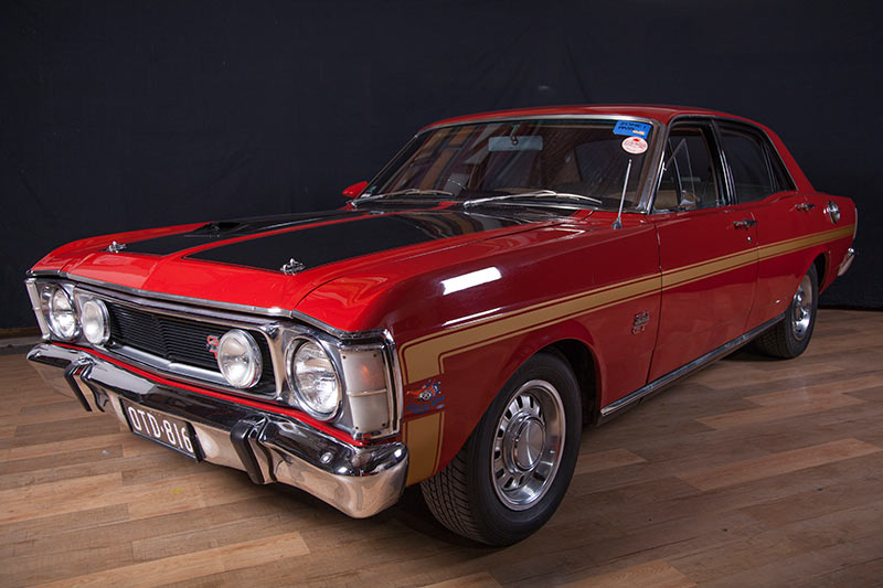 Ford -falcon -xw -gt