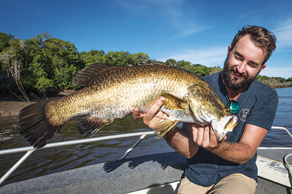 Ultimate -Stillwater -Fishing -Guide -Barramundi