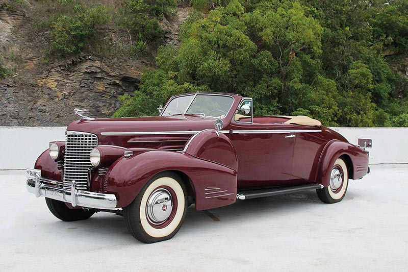 Cadillac -coupe