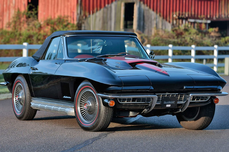Chevrolet -corvette -c2