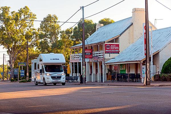 Avida -Birdsville -in -Melrose -SA
