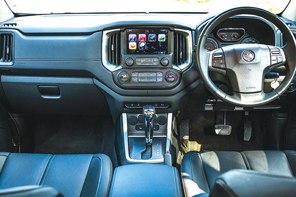 Holden -Colorado -Z71-5