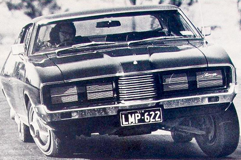Ford -landau