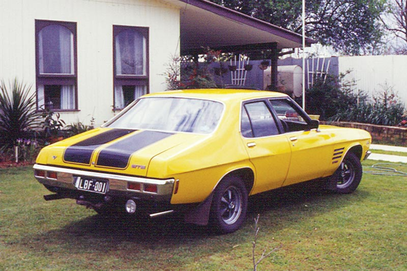 Holden -hq -gts