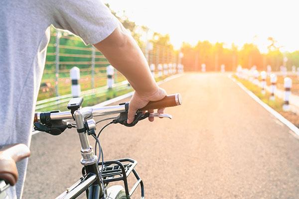 Riding -a -bike