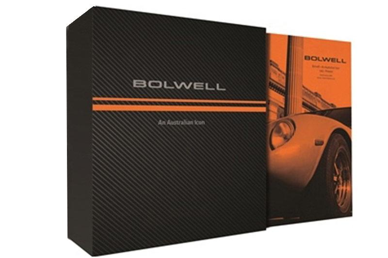 Bolwell -nagari -book