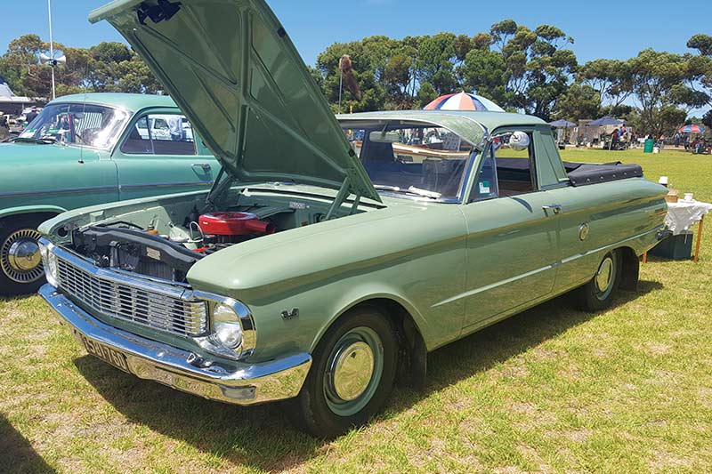 Ford -xp -ute
