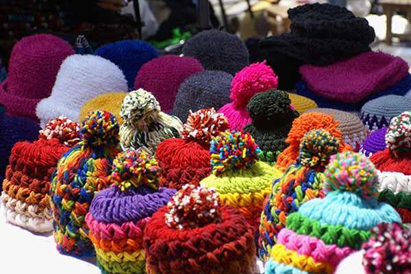 Colorful -beanies