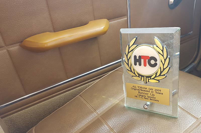 Torana -award