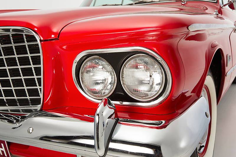 Plymouth -valiant -headlight