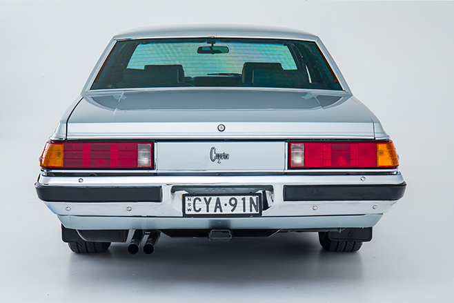 Holden -wb -statesman -rear