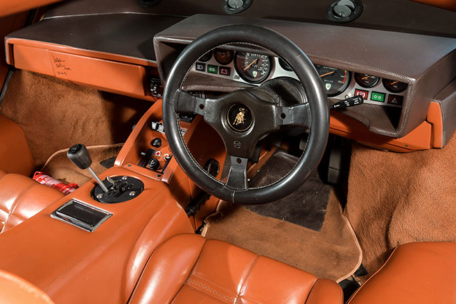 1983 Lamborghini Countach Lp5000s Review Past Blast