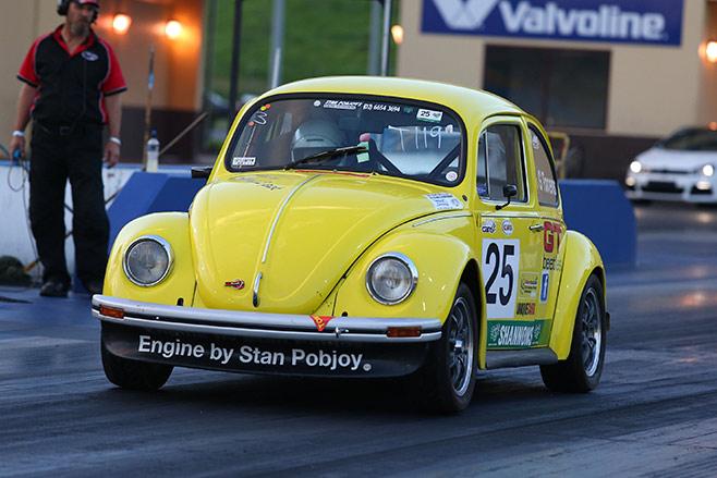 Volkswagen -beetle