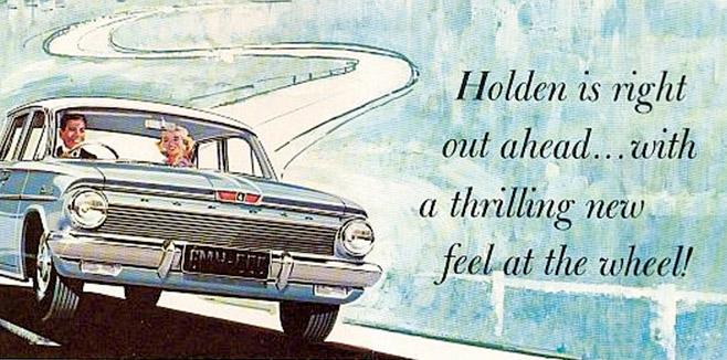 Holden -ej -3