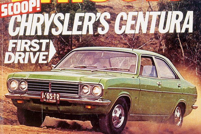 Chrysler -centura
