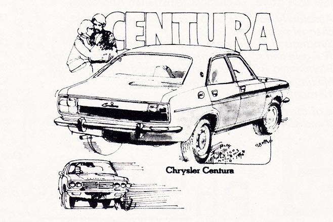 Chrysler -centura