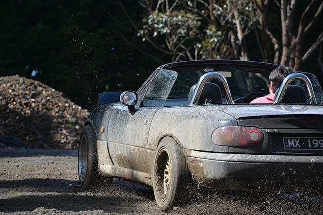 Mazda -mx -5