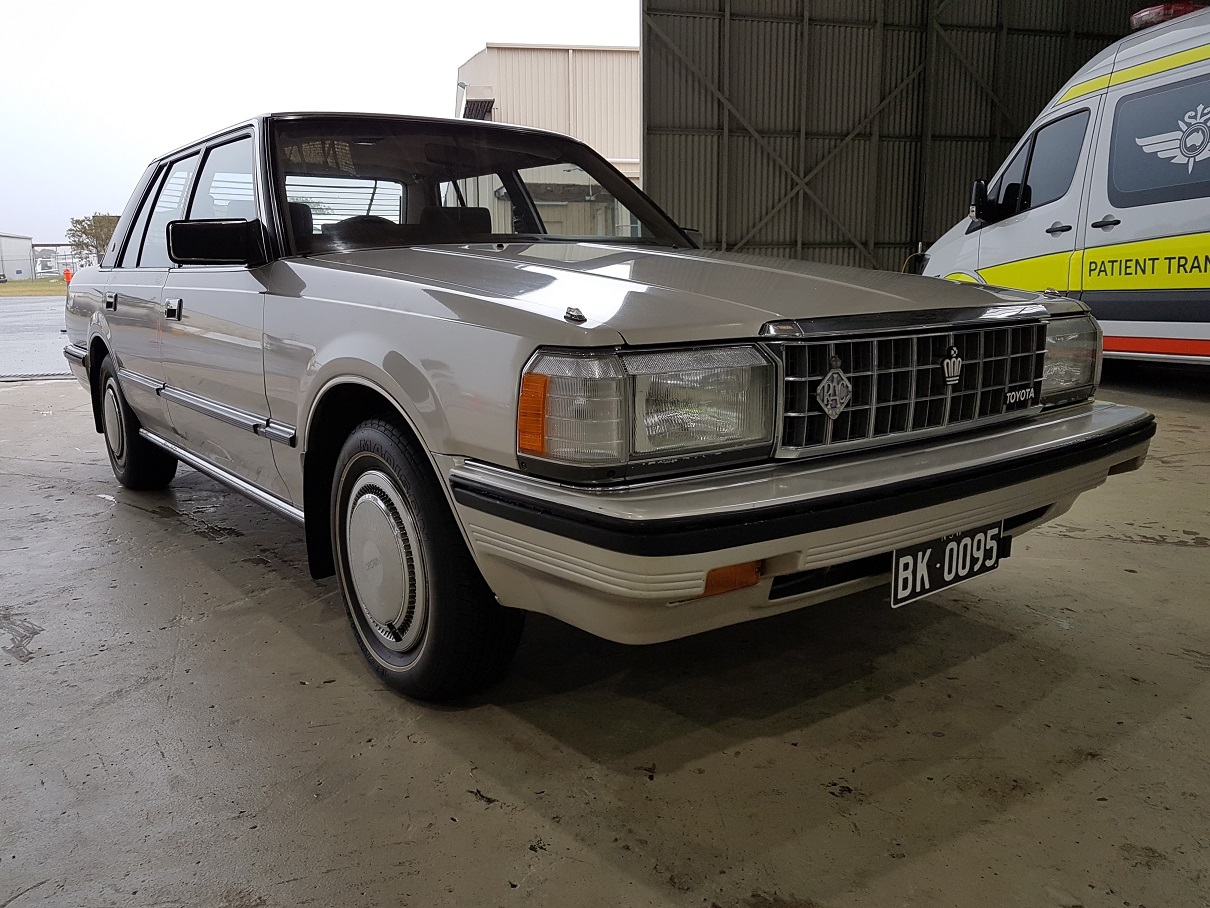 1985 S120 Toyota Crown