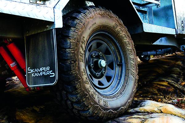 Skamper Kamper Ranger XL 11