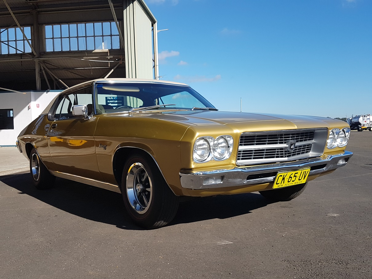 1971 Holden Monaro HQ