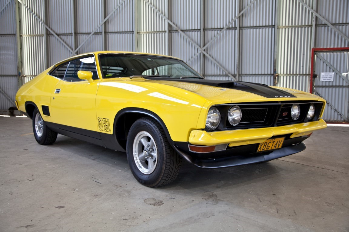 1974 Ford Falcon XB GT