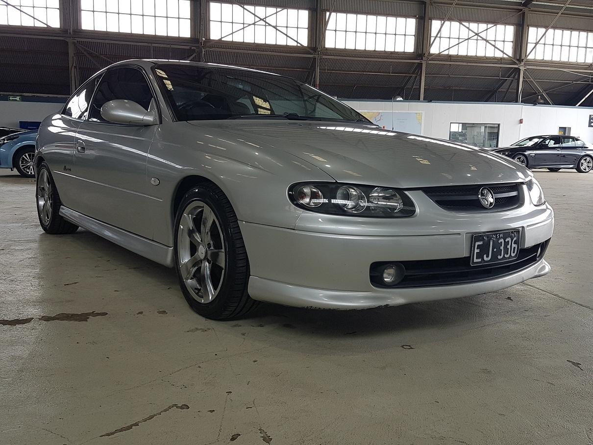 2003 Holden Monaro CV6