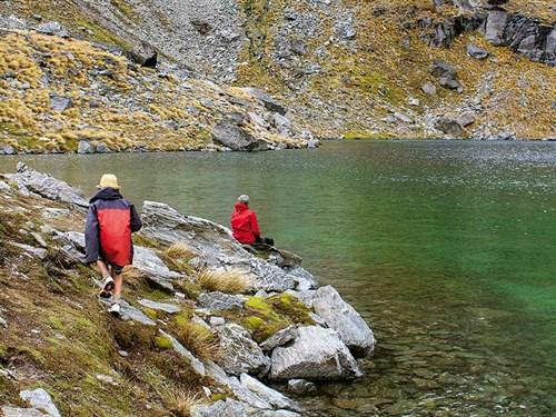 Lake -Alta -edge