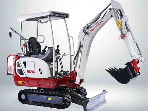 TB-216-mini -excavator -hybrid --2