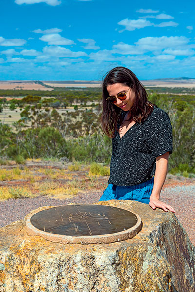 A-woman -standing -at -the -White -Knob -Lookout