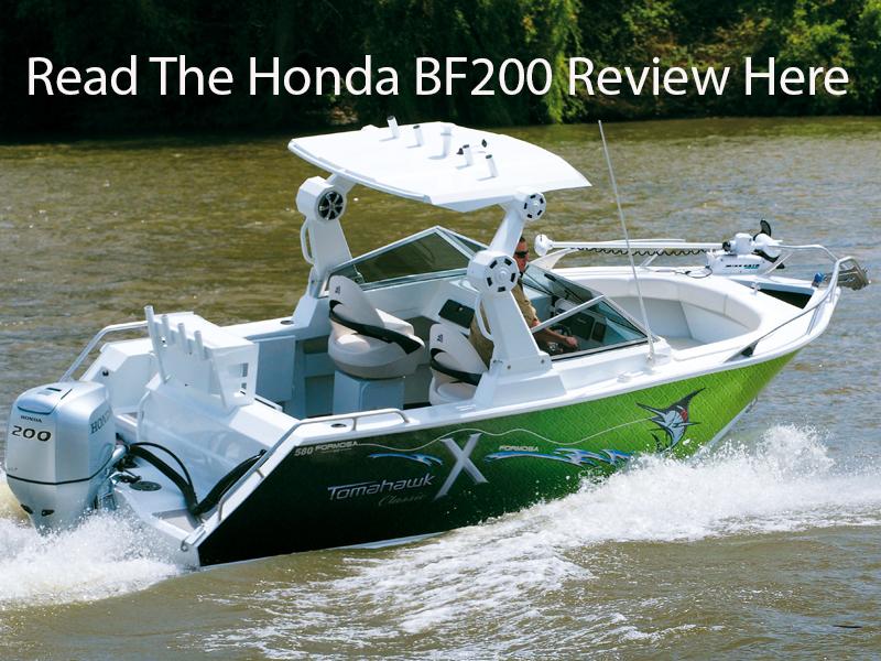 Honda BF200 Review