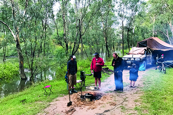 Top Riverside Campsites Goulburn River