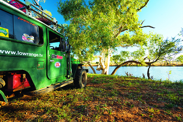 Top Riverside Campsites Alberga Waterhole